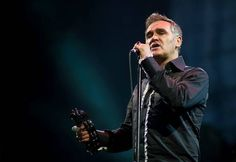 Morrissey: 'If more men were homosexual there would be no wars'