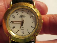 MEN'S CASUAL TIMEX INDIGLO ANALOG WATCH,EASY TO READ,PHILIPPINES B8,INDIGLO,WR #Timex #Casual