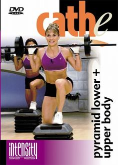 Cathe Intensity Series: Pyramid Upper Body and Lower workout dvd.I will NEVER get tired of this dvd! Best Workout Dvds, 300 Workout, Workout Splits, Workout Videos, Exercise Videos, Thursday Workout, Intensives Training, Amy, Conditioning Workouts