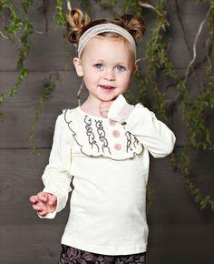 You & Me, Fall 2011: Marie Top Matilda Jane Girls Clothing