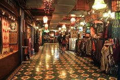 Central Market in Kuala Lumpur, Malaysia. My favourite market, where my love for shopping was awakened (believe me, I never thought I...