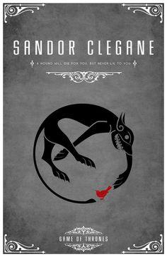 Sandor Clegane - Game Of Thrones BR wiki