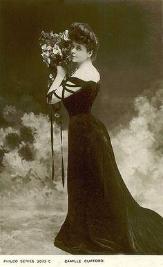 Gibson girl Camille Clifford