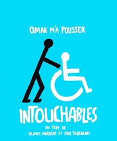 Omar m'a pousser - Intouchables
