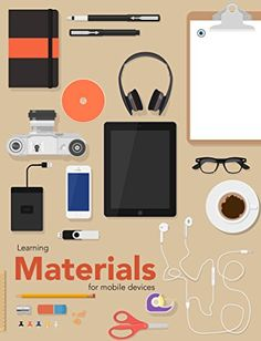 Free Book: Learning Materials for Mobile Devices by Kurt Klynen Free Kindle Books, Free Ebooks, Technology Integration, Mobile Learning, Chromebook, Study Tips, Ipad Mini, App, Teaching