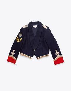 f91bf0287 Lee jacket by Stella McCartney Kids. coolmumhunting · girls winter warmers