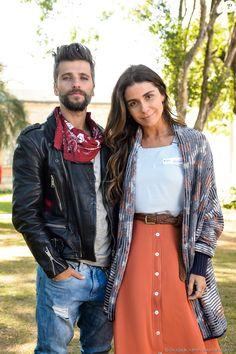 Alice (Giovanna Antonelli) e Mario (Bruno Gagliasso) são amigos de longa data…