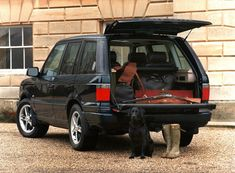 Holland and Holland Range Rover p38a