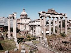 The Forum in Rome