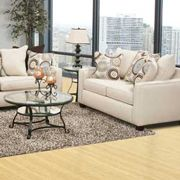 The Martinsburg Meadow Upholstery Collection From Ashley Furniture Brings  Rich Traditional Beauty To Life With The Flowering Design Surrounded By Tu2026