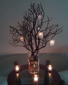 Manzanita Branch Centerpieces (enough For 15  Tables), 55% off | Recycled Bride