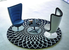 Silla corporativa de vanguardia – Soft Seating – Badminton – Grupo A2
