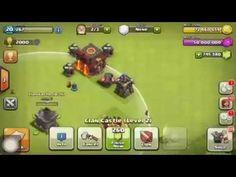 clash of clans pc mod