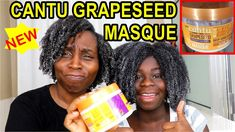 Cantu Grapeseed Strengthening Treatment Masque| Natural Hair | DiscoveringNatural - YouTube Natural Hair Styles, Long Hair Styles, Hair Products, Your Hair, Hair Care, Youtube, Hair Styling Products, Long Hairstyles, Hair Makeup