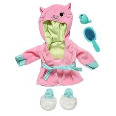 "Baby Alive Clothes At Toys R Us Magnificent Baby Alive Cozy Cuddles Coat For 12""  14"" Dolls  Baby Alives Inspiration"