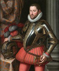 Ernest Habsburg - kandydat do tronu podczas pierwszej wolnej elekcji