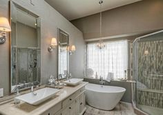 Beautiful spa like master bath will take your breath away in this North Scottsdale Featured Listing!  Contact us today for more information at info@livelovescottsdale.com.