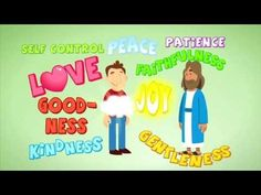 ▶ The Fruit of the Spirit - YouTube