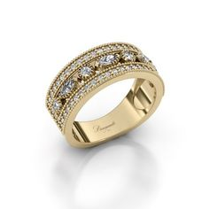 Henna ring - Ontwerp je eigen ring online - DiamondsbyMe