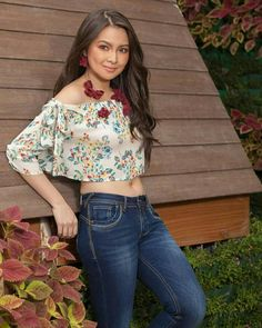 Filipino Girl, Ideal Girl, Filipina, Bro, Philippines, Floral Tops, Target, Barbie, Celebrity