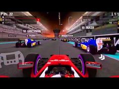 F1 2016 Gameplay Car Game Cartoon for Kids #1