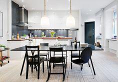 瑞典 30 坪簡約風長型屋改造 - DECOmyplace