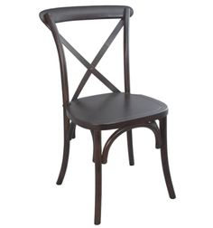 Classic x-back Chairs - Chair Rentals for your wedding or event!
