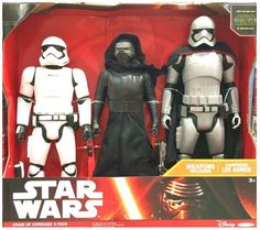 Star Wars Characters - Chain of Command Episode VI