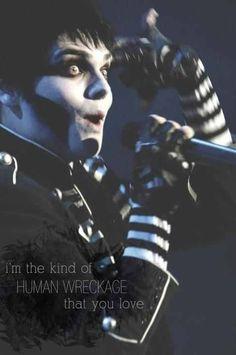Gerard way   Song: blood
