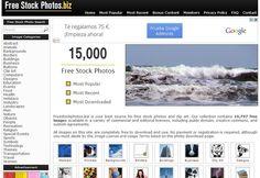 Free Stock Photos, más de 16700 imágenes gratuitas para nuestros proyectos