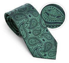 Yoda Paisley Tie - Exclusive