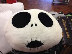 The Nightmare Before Christmas Pillow from Hastings