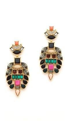 the majestic earrings