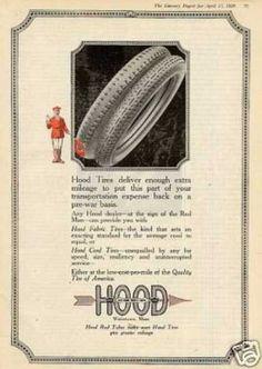 Hood Tires (1920)