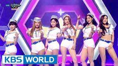 T-ARA - So Crazy | 티아라 - 완전 미쳤네 [Music Bank COMEBACK / 2015.08.22]