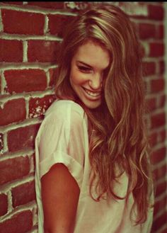 Light brown hair. Want. This. Color.