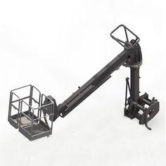 Teleskopowa platforma robocza Magni