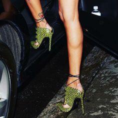 Lust for Life Pointy Stilettos