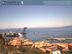 Giglio: the Costa Concordia Sun June 23 2013 11:00:07