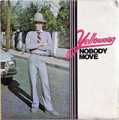 Yellowman Nobody Move art cover
