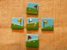 Hey, I found this really awesome Etsy listing at https://www.etsy.com/listing/510680496/golf-magnet-made-of-fused-glass-choose