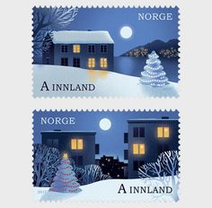 Christmas 2017 | Norway Stamps | Worldwide Stamps, Coins Banknotes and Accessories for Collectors | WOPA+
