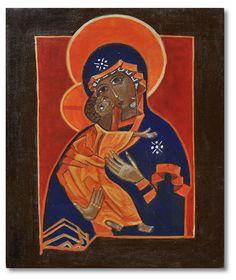 La Vierge de Taizé