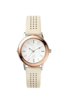 Silver Interchangeable Bezel Watch | Stella & Dot