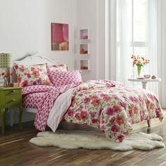 Poppy & Fritz Buffy Cotton 3-piece Comforter Set   Overstock.com Shopping - The Best Deals on Comforter Sets