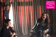 Vampire Diaries Season 4 Episode 21: Damon, Elena and Stefan