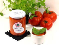 Salsa de tomate rápida, microondas Food, Tomato Gravy, Sauces, Easy Recipes, Homemade, Oven, Cooking, Meals, Yemek