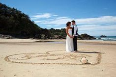 Destination Wedding/Elopement packages at Coff's Harbour NSW