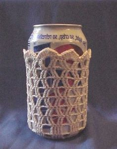 Soda Can Cover and many others with pattern