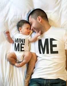 Funny Baby Boy Pictures Mom Ideas For 2019 Daddy And Son, Father And Son, Daddy Daughter, Funny Baby Photography, Children Photography, Fathers Day Shirts, Dad And Son Shirts, Matching Family Outfits, Matching Shirts
